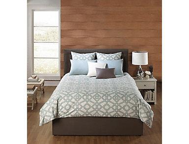 Manton 4 pc Full Comforter Set, , large