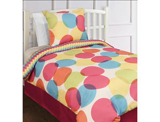 Jaylyn 3 Piece Full Comforter Set, , large