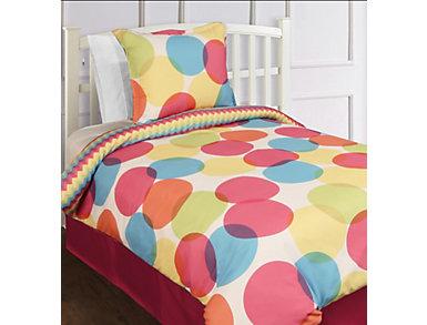 Jaylyn 3 Piece Full Comforter Set, , large