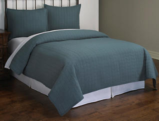 Powell 2Pc Twin Quilt Set, , large
