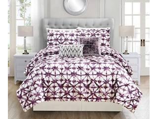 May 4 Piece Twin Comforter Set, , large