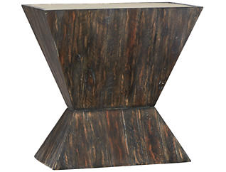 Angular Accent Table, Natural, , large