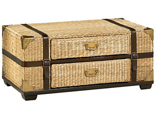 Boracay Trunk Coffee Table, Natural, , large