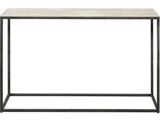Modern Basics Sofa Table, Ivory, , large