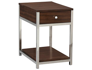 Xpress ChargingChairside Table, , large