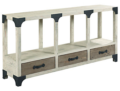 Reclamation Place Natural Console Table, , large