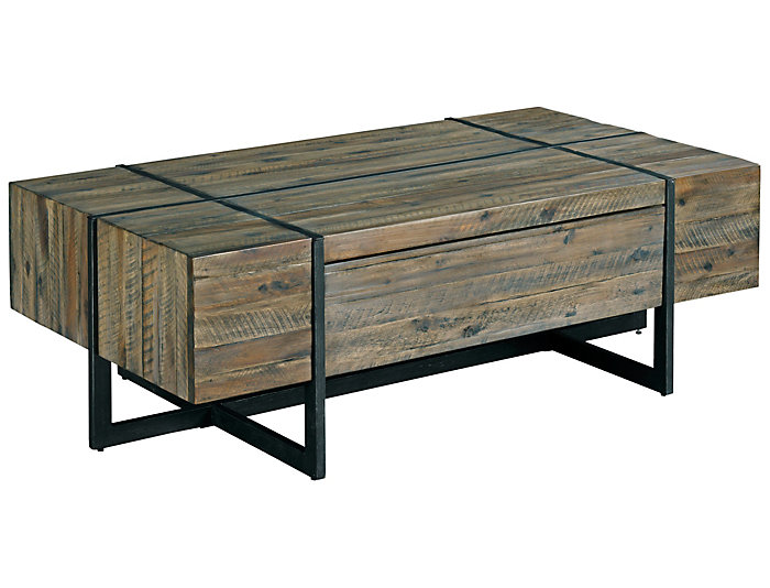 Modern Timber Rectangular, , large