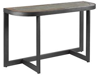 Greystone Sofa Table, Oak, , large