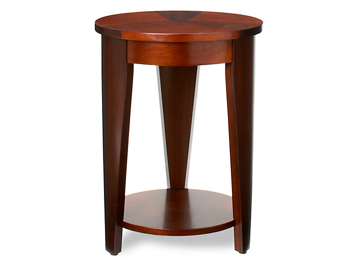 Round Chairside Table, , large