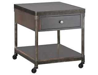 Structure Rect. End Table, , large