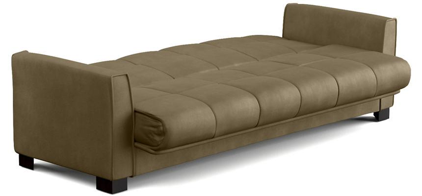 Jax Sage Microfiber Sofa Bed