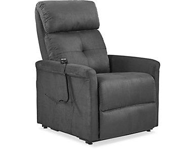 Clara Smoke Lift Chair, , large