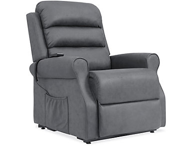 Solano Slate Lift Chair, , large