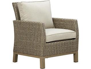 Lennox Lounge Chair, Beige, , large