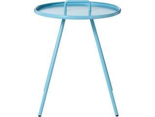 Tybee Aqua Side Table, , large