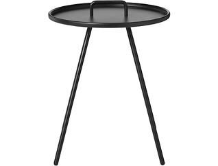Tybee Graphite Side Table, , large