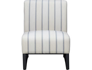 Tybee Stripe Lounge Chair, , large