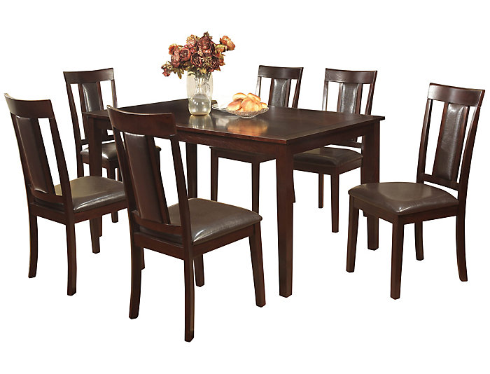 ... Christian 7 Piece Dining Set. Table And 6 Chairs.