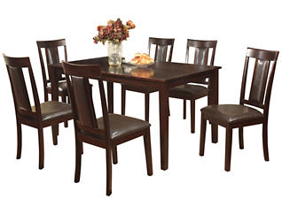 Christian Table & 6 Chairs, , large
