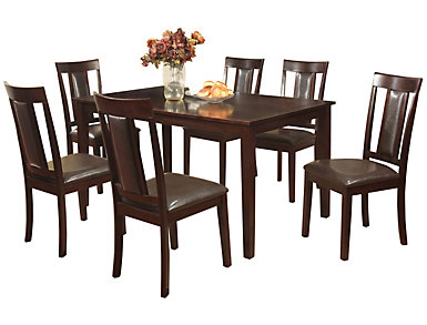 Dining Table Chairs Set Cheap dining room furniture sets & kitchen sets | art van home
