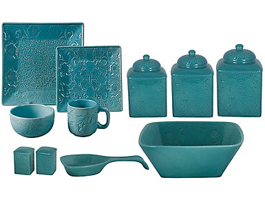 Savannah Turquoise Collection, , large