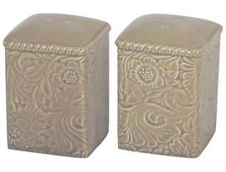 Savannah Taupe Salt & Pepper, , large
