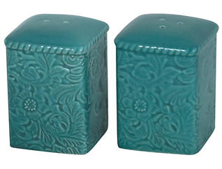 Savannah Turquoise Salt/Pepper, , large
