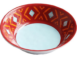 "7.5"" Southwest Bowl 4Pcs, , large"