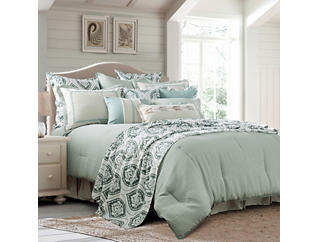 4 Piece Belmont Comforter Queen, , large