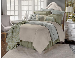 4pc Arlington King Bedding, , large