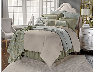 4 Piece Arlington Queen Bedding, , large