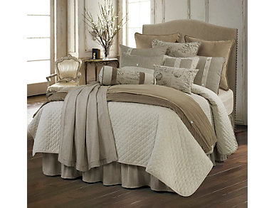4 Piece Fairfield King Coverlet, , large