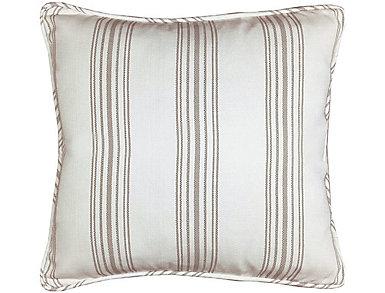 Striped Euro Sham, , large