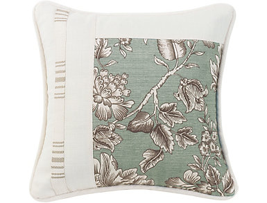 Square Pieced Pillow, , large