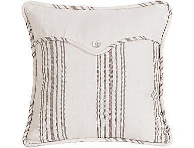 Envelope Pillow Button Detail, , large