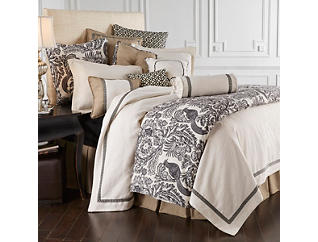 4pc Augusta Queen Coverlet, , large