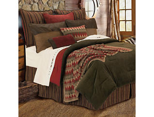 6 Piece Full Wilderness Bedding, , large