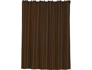 Pinecone Wild Shower Curtain, , large