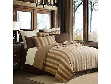 Hill Country Twin Quilt Set, , large