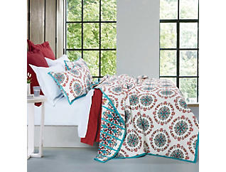 Sonora King Quilt 3pc Set, , large