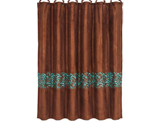 Wyatt Shower Curtain  72 X 72, , large
