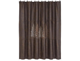 Clearwater Shower Curtain, , large