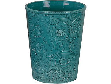 Wyatt Savannah Waste Basket, , large