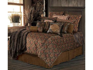 5 Piece Austin King Bedding, , large