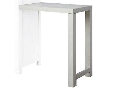 Loft Desk Attachment, White, , large