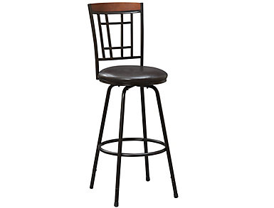 Avery Nested Adjustable Leg Stool, , large