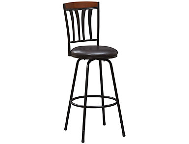 Darlington Adjustable Leg Stool, , large