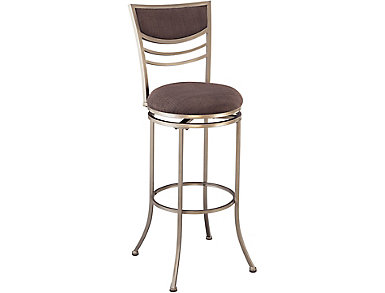 Amherst Swivel Counter Stool, , large
