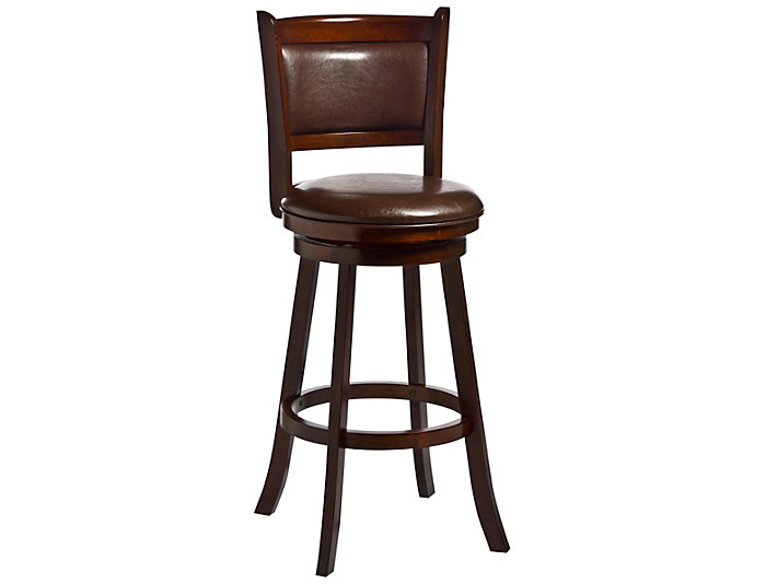 Dennery Swivel Counter Stool, , large