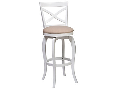 Ellendale Swivel Counter Stool, , large